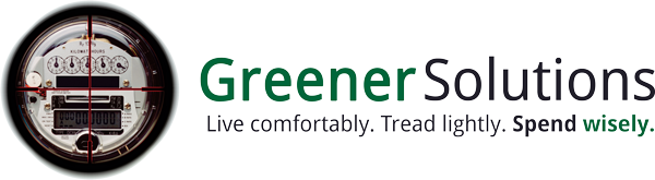 Greener Solutions Air Conditioning Services Logo