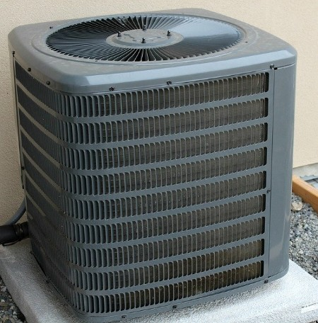 Replacement Air Conditioning Unit